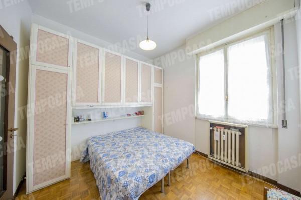 Appartamento in vendita a Milano, Affori Centro, Con giardino, 130 mq - Foto 10