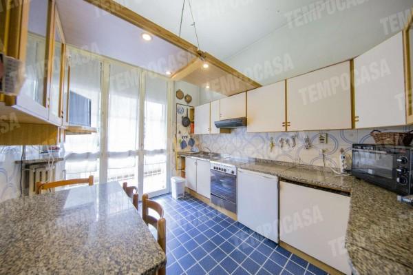 Appartamento in vendita a Milano, Affori Centro, Con giardino, 130 mq - Foto 14