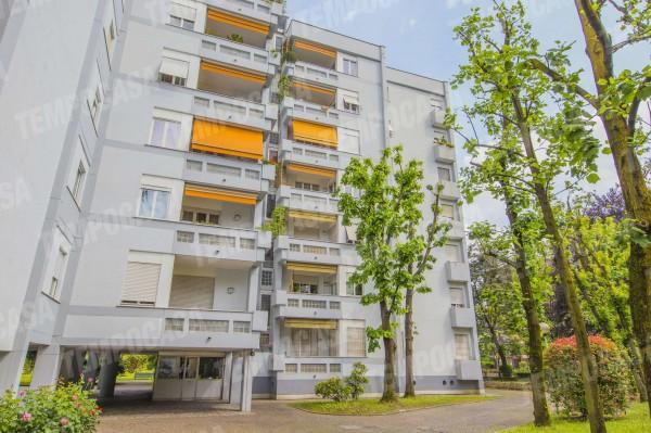Appartamento in vendita a Milano, Affori Centro, Con giardino, 130 mq - Foto 4
