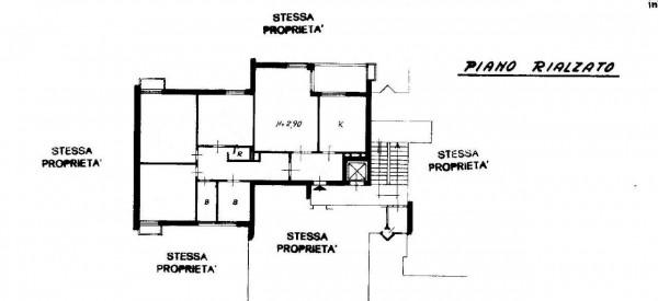 Appartamento in vendita a Milano, Affori Centro, Con giardino, 130 mq - Foto 2