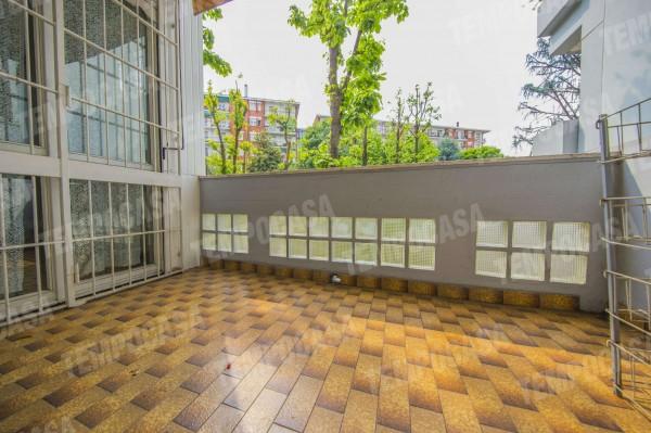 Appartamento in vendita a Milano, Affori Centro, Con giardino, 130 mq - Foto 13