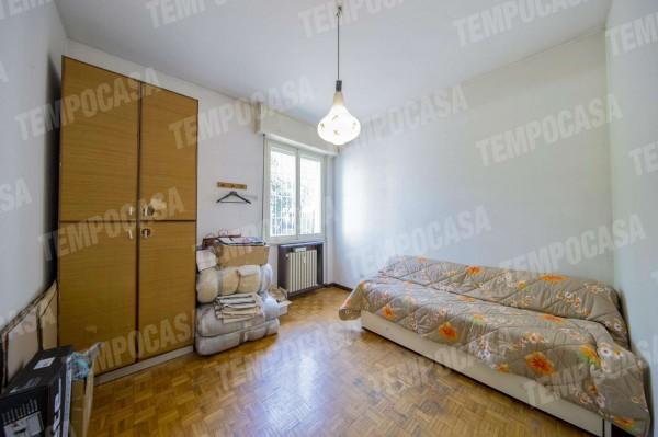 Appartamento in vendita a Milano, Affori Centro, Con giardino, 130 mq - Foto 9