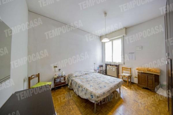 Appartamento in vendita a Milano, Affori Centro, Con giardino, 130 mq - Foto 11