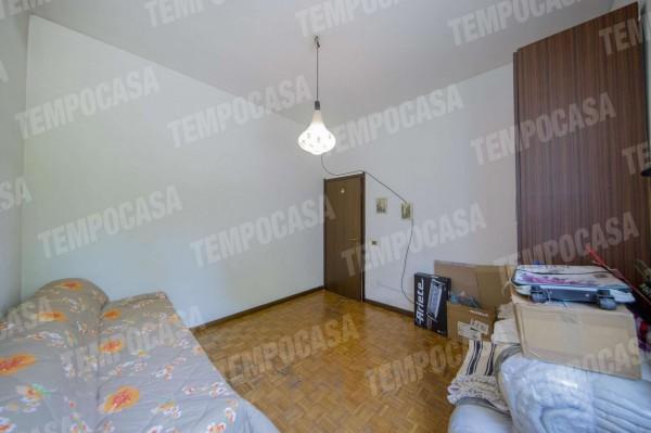 Appartamento in vendita a Milano, Affori Centro, Con giardino, 130 mq - Foto 8