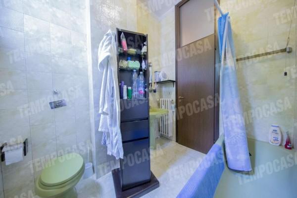 Appartamento in vendita a Milano, Affori Centro, Con giardino, 130 mq - Foto 5