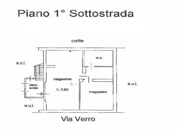 Appartamento in vendita a Milano, Ripamonti, 100 mq - Foto 2