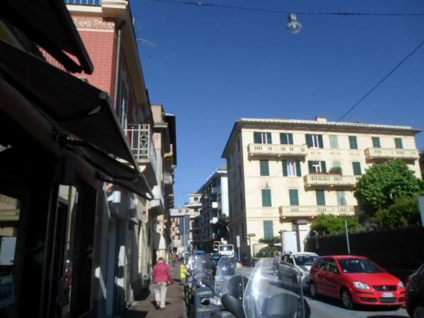Appartamento in vendita a Santa Margherita Ligure, Centro, Con giardino, 110 mq