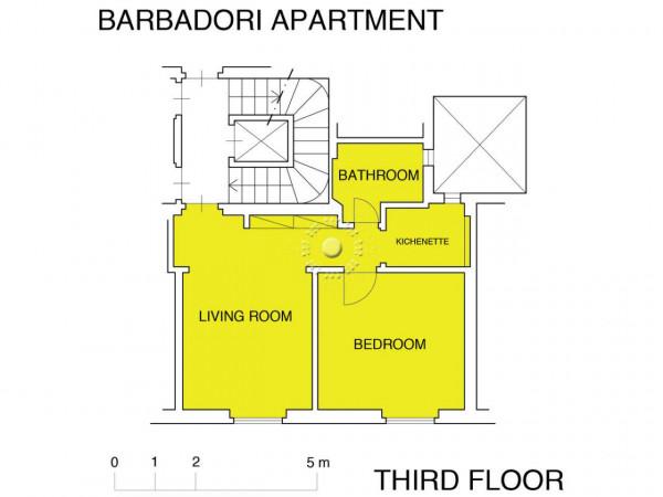 Appartamento in affitto a Firenze, Arredato, 41 mq - Foto 2