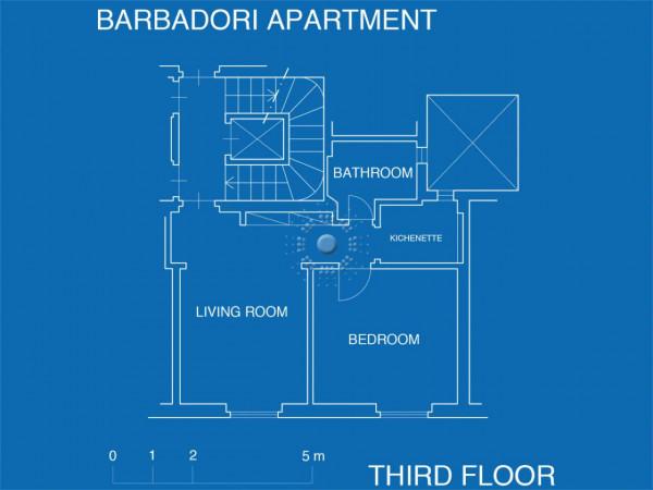 Appartamento in affitto a Firenze, Arredato, 41 mq - Foto 12