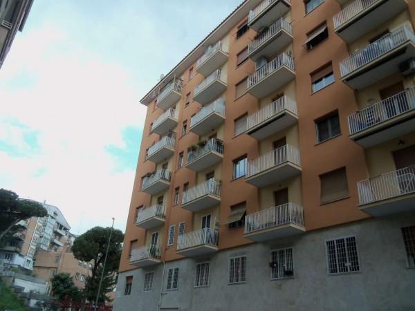 Appartamento in vendita a Roma, Baldo Degli Ubaldi, 38 mq