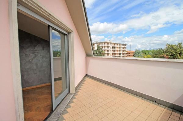 Appartamento in vendita a Cassano d'Adda, Atm, Con giardino, 75 mq