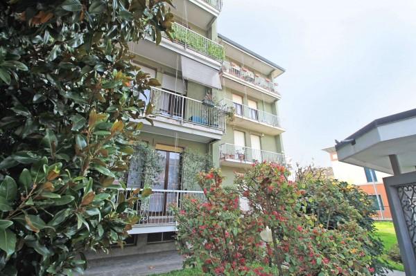 Appartamento in vendita a Cassano d'Adda, Scuole, Con giardino, 97 mq