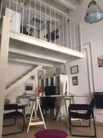 Ufficio in affitto a Milano, Navigli/san Gottardo, 48 mq