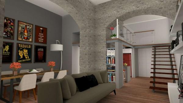 Appartamento in vendita a Roma, Statuario, Con giardino, 120 mq
