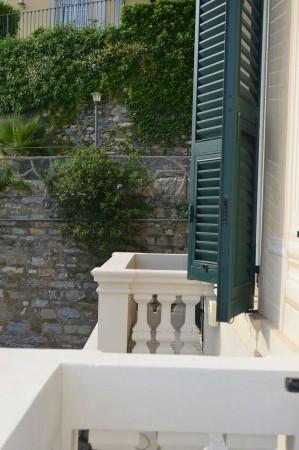 Appartamento in vendita a Pieve Ligure, Pieve Bassa, Arredato, con giardino, 85 mq - Foto 14