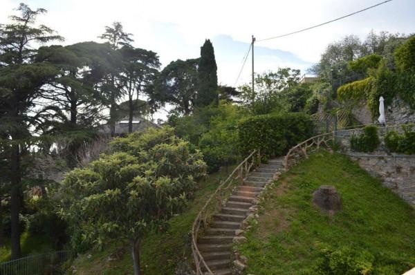 Appartamento in vendita a Pieve Ligure, Pieve Bassa, Arredato, con giardino, 85 mq - Foto 9