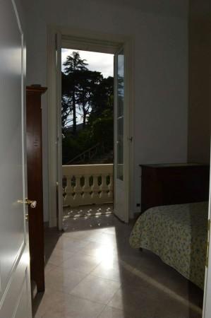 Appartamento in vendita a Pieve Ligure, Pieve Bassa, Arredato, con giardino, 85 mq - Foto 15