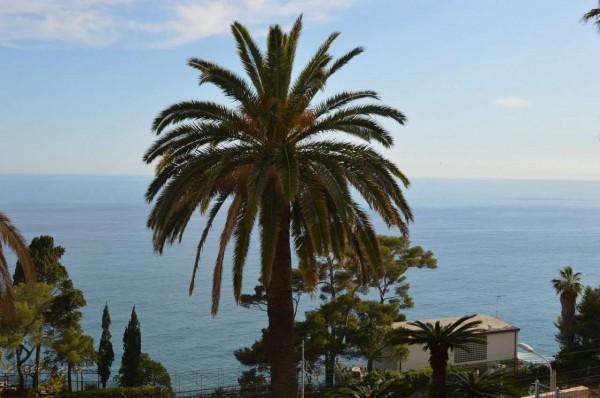 Appartamento in vendita a Pieve Ligure, Pieve Bassa, Arredato, con giardino, 85 mq - Foto 1