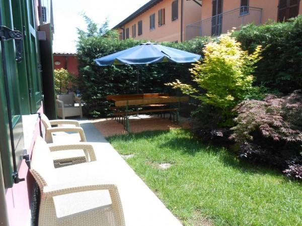 Appartamento in vendita a Crespiatica, Residenziale, Con giardino, 109 mq - Foto 32