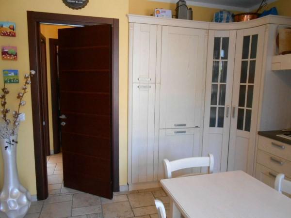 Appartamento in vendita a Crespiatica, Residenziale, Con giardino, 109 mq - Foto 22