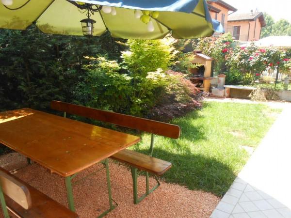 Appartamento in vendita a Crespiatica, Residenziale, Con giardino, 109 mq - Foto 34