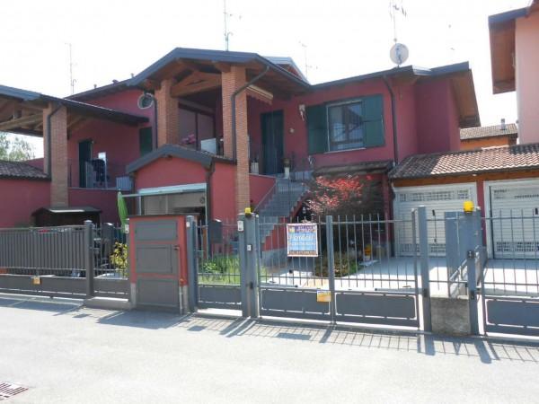 Appartamento in vendita a Crespiatica, Residenziale, Con giardino, 109 mq - Foto 9