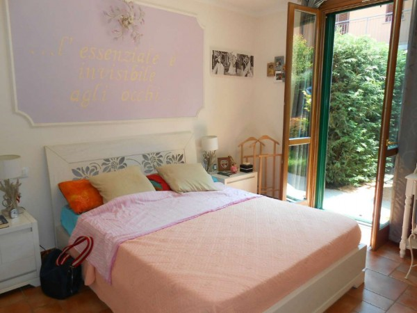 Appartamento in vendita a Crespiatica, Residenziale, Con giardino, 109 mq - Foto 38