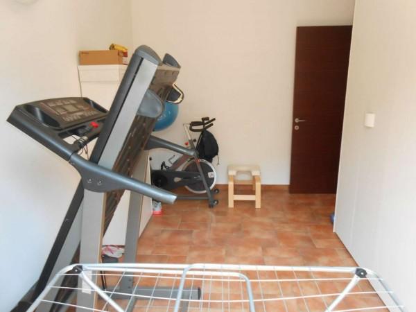 Appartamento in vendita a Crespiatica, Residenziale, Con giardino, 109 mq - Foto 14
