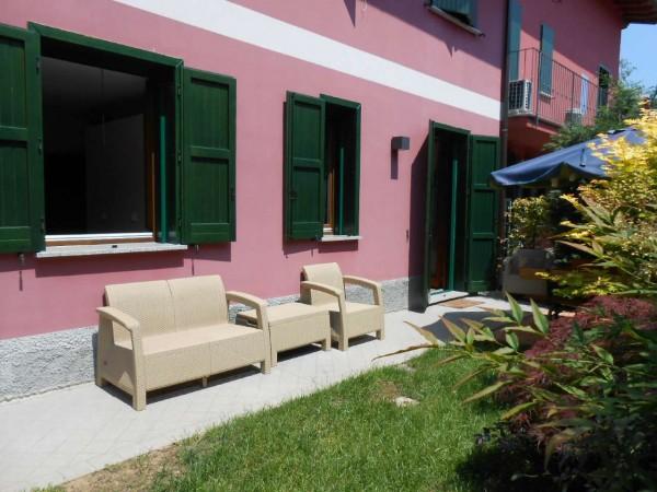 Appartamento in vendita a Crespiatica, Residenziale, Con giardino, 109 mq - Foto 29