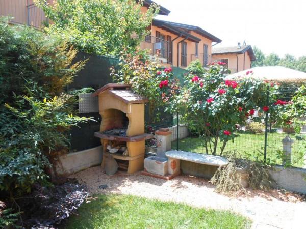 Appartamento in vendita a Crespiatica, Residenziale, Con giardino, 109 mq - Foto 31