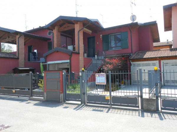 Appartamento in vendita a Crespiatica, Residenziale, Con giardino, 109 mq - Foto 10