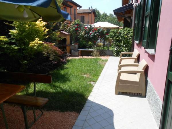 Appartamento in vendita a Crespiatica, Residenziale, Con giardino, 109 mq - Foto 33