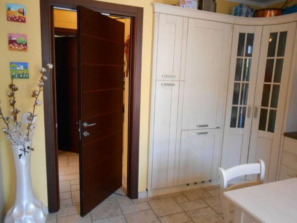 Appartamento in vendita a Crespiatica, Residenziale, Con giardino, 109 mq - Foto 24