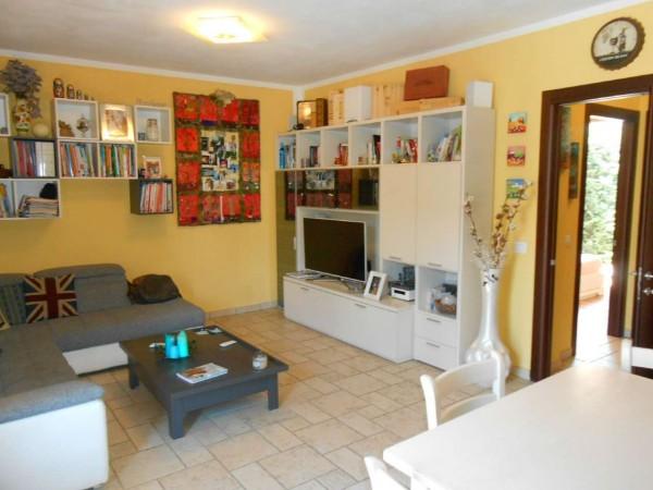 Appartamento in vendita a Crespiatica, Residenziale, Con giardino, 109 mq - Foto 28