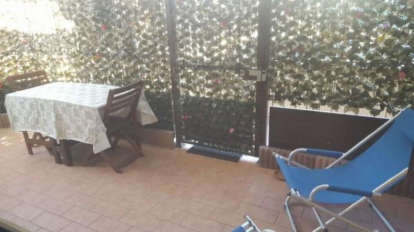 Appartamento in vendita a Roma, Tor Vergata, Arredato, con giardino, 55 mq