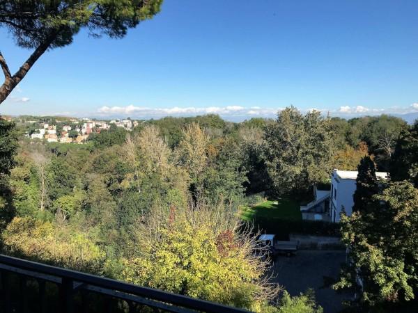 Appartamento in affitto a Roma, Cortina D'ampezzo, Con giardino, 164 mq