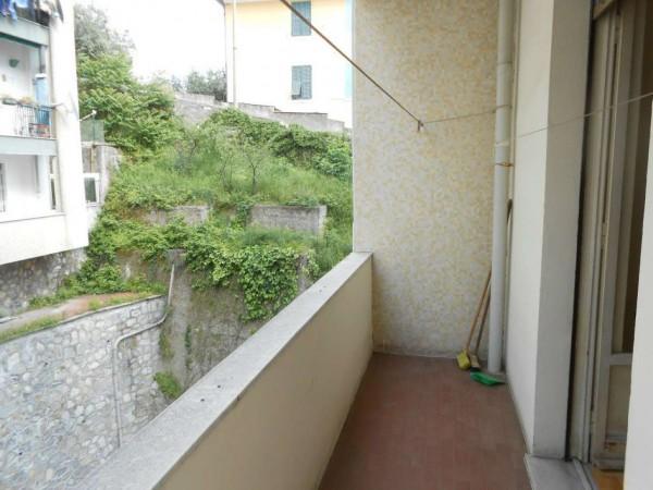 Appartamento in vendita a Genova, Sovrastante Corso Europa, 55 mq - Foto 6