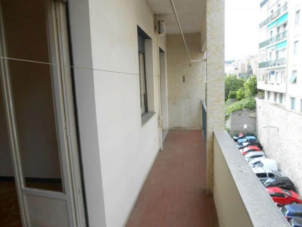 Appartamento in vendita a Genova, Sovrastante Corso Europa, 55 mq - Foto 3