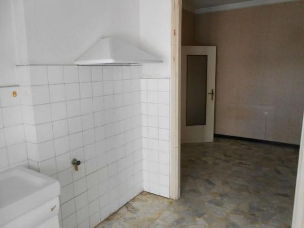 Appartamento in vendita a Genova, Sovrastante Corso Europa, 55 mq - Foto 40