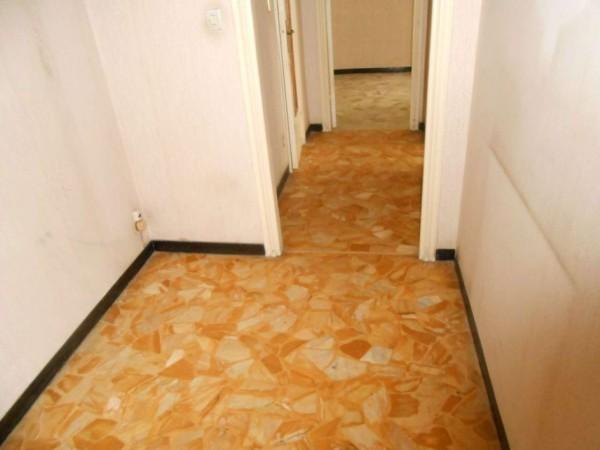 Appartamento in vendita a Genova, Sovrastante Corso Europa, 55 mq - Foto 42