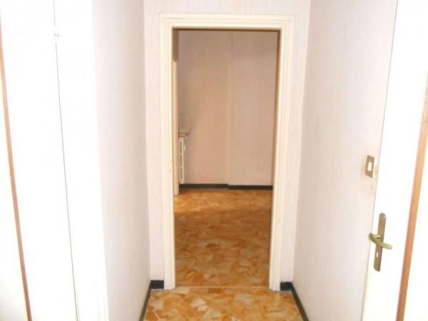 Appartamento in vendita a Genova, Sovrastante Corso Europa, 55 mq - Foto 21