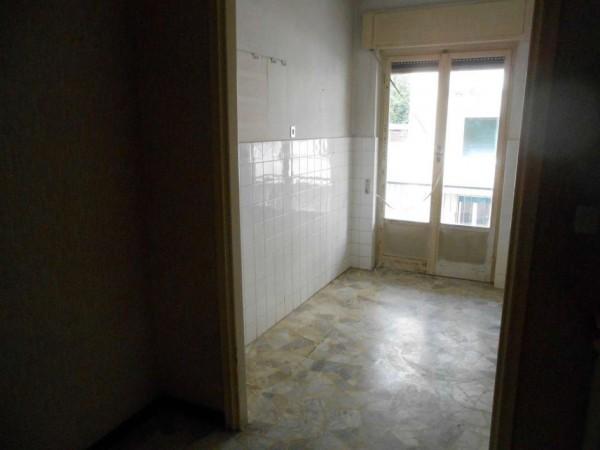 Appartamento in vendita a Genova, Sovrastante Corso Europa, 55 mq - Foto 14