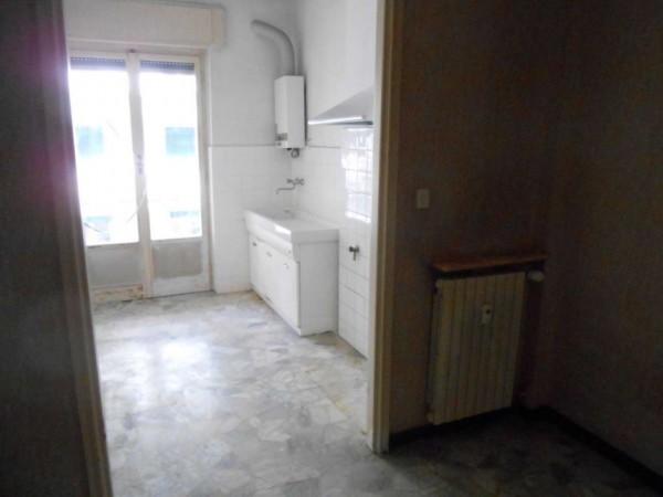 Appartamento in vendita a Genova, Sovrastante Corso Europa, 55 mq - Foto 39
