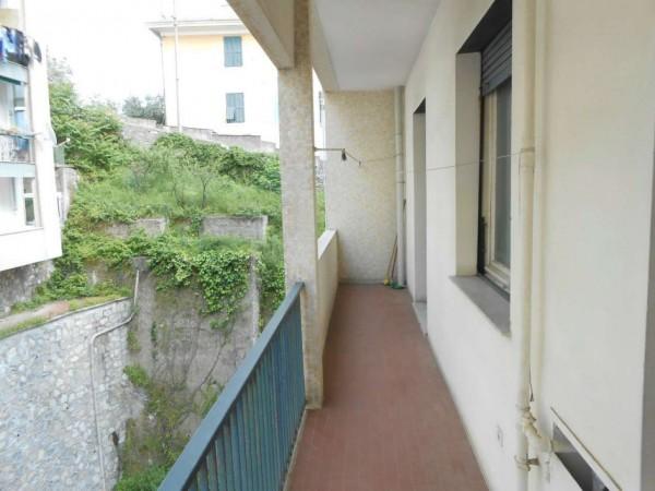 Appartamento in vendita a Genova, Sovrastante Corso Europa, 55 mq - Foto 28