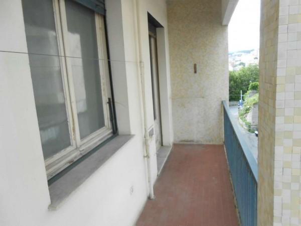 Appartamento in vendita a Genova, Sovrastante Corso Europa, 55 mq - Foto 4