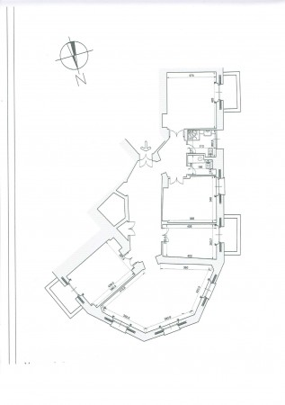 Appartamento in affitto a Varese, Centro, 130 mq - Foto 3