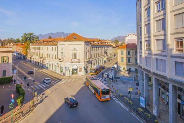Appartamento in affitto a Varese, Centro, 130 mq - Foto 42