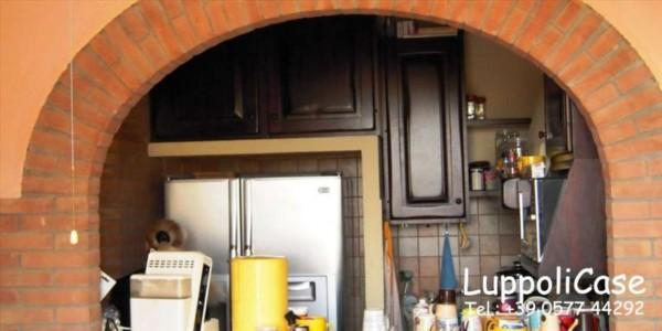 Appartamento in vendita a Sovicille, Con giardino, 63 mq
