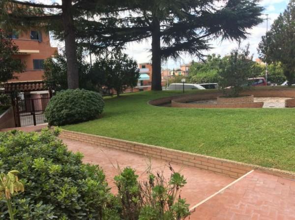 Appartamento in vendita a Roma, Aurelio/bravetta, Con giardino, 113 mq