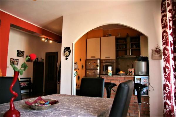 Appartamento in vendita a Alessandria, Pista, Con giardino, 90 mq